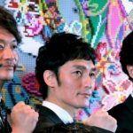 新しい地図TikTokの中居ダンス動画!香取稲垣草彅から中居へのメッセージ