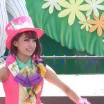 ディズニーTip-Topイースター!ピンク衣装女性ダンサーの名前や画像動画!