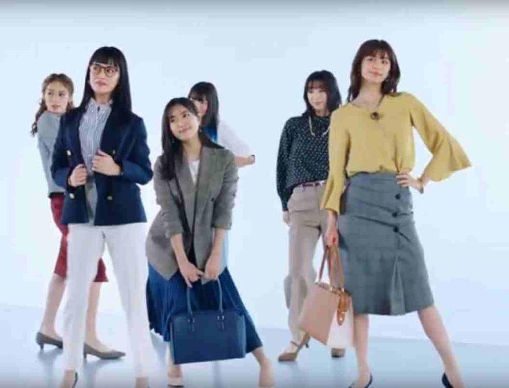 洋服 の 青山 cm CMギャラリー キャンペーン・特集 洋服の青山(紳士服・スーツ販売数世界No.1)